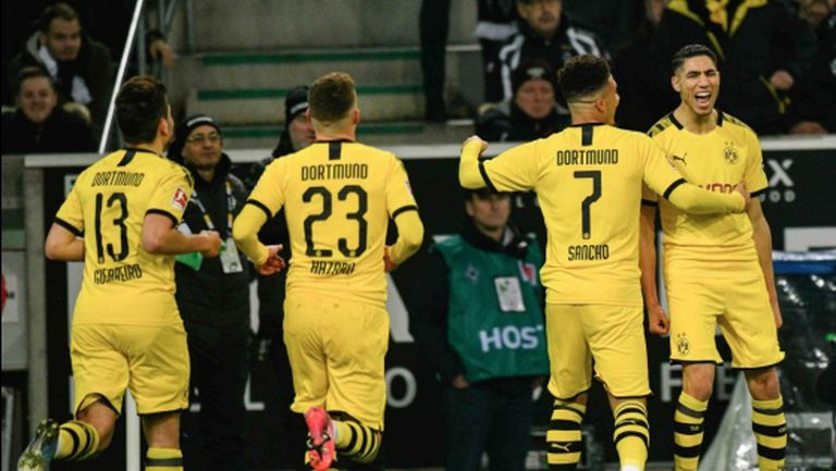 Ценен успех над Борусия (М) приближи Дортмунд на точка до Байерн (видео)