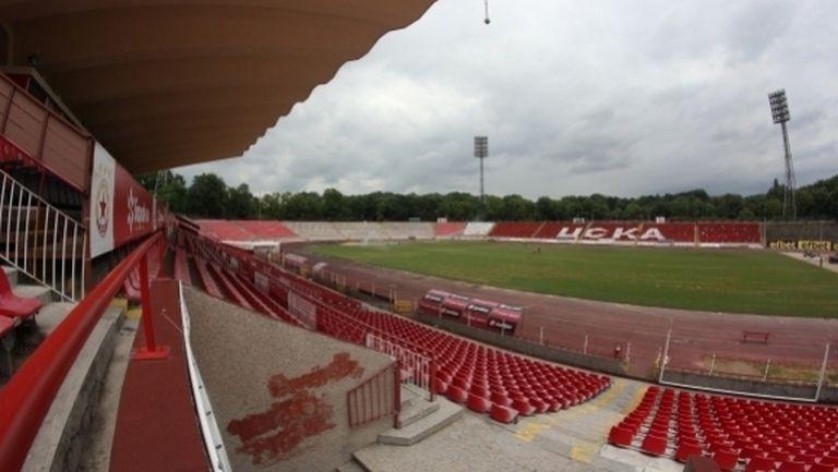 Школата на ЦСКА-София преустановява тренировки за неопределен период от време