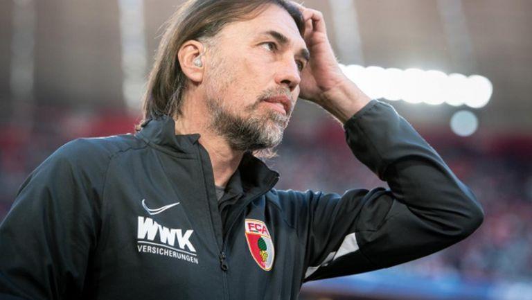 Аугсбург освободи треньора след загубата в Мюнхен