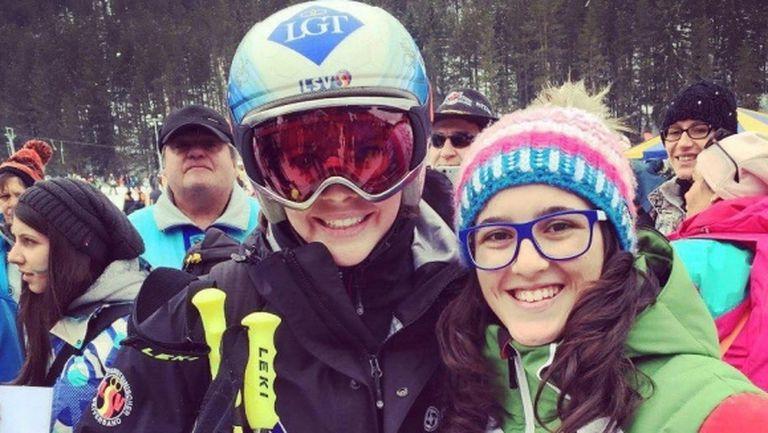 Ева Вукадинова 22-ра в алпийската комбинация на Световното