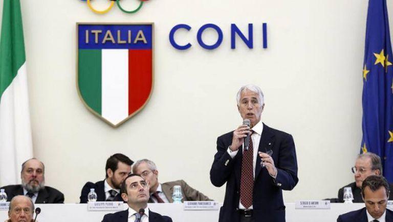 Италианският комитет реши: Забрана за всички спортни събития до 3 април