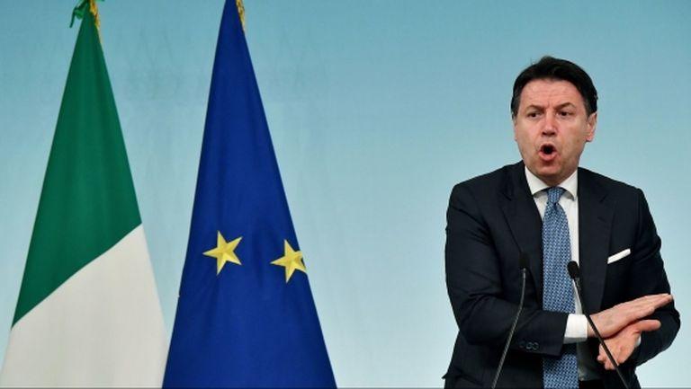 Премиерът на Италия обяви: Без спорт до 3 април
