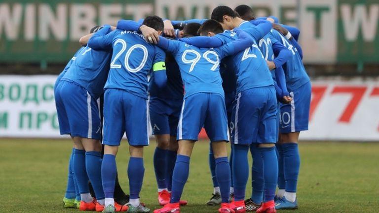 Левски потвърди за тестовете на играч за COVID-19