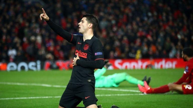 Атлетико детронира Ливърпул след обрат от 0:2 и шокиращи продължения (видео)