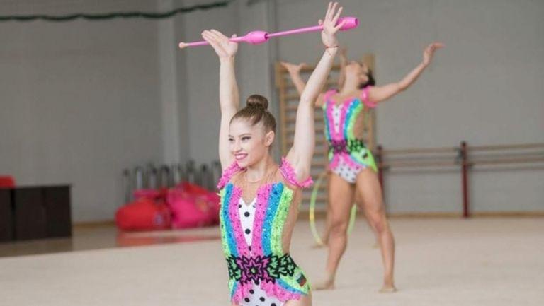 Ерика Зафирова беше удостоена със званието гимнастичка от световна класа