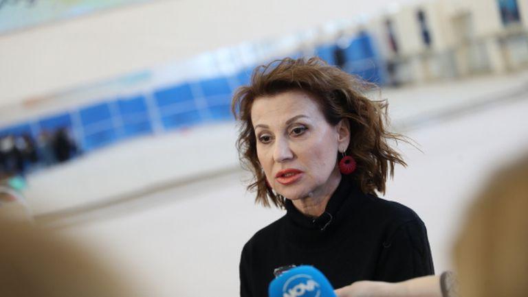 Раева: Не съм доволна от Катрин и Невяна, Световна купа в София ще има, дори и без публика