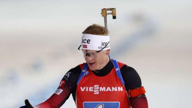 Йоханес Бьо спечели спринта в Контиолахти, без българин в Топ 50