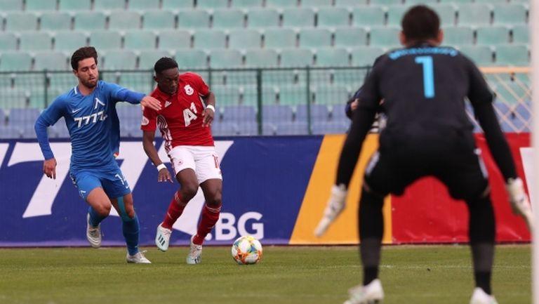 Брадли Мазику отпадна от националния отбор на Конго
