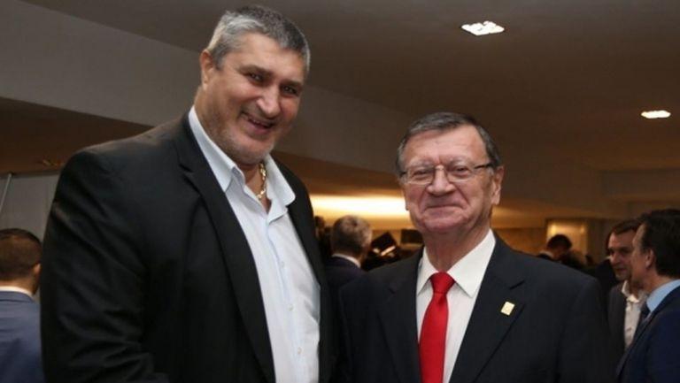 Европейският волейбол също поздрави Любо Ганев