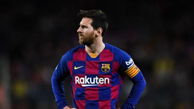 Барса няма да е шампион на Испания, ако сезонът не завърши по нормален начин