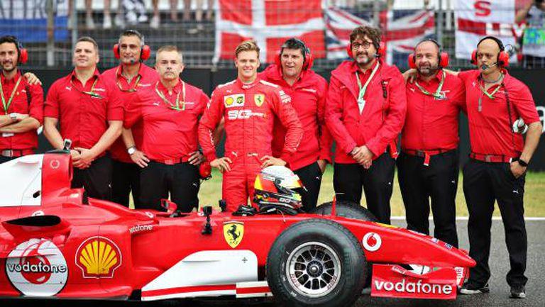 Мик Шумахер: Фамилията не ми гарантира място във Формула 1