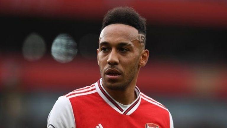 Обамеянг няма да преподпише, ако Арсенал не играе в Европа през следващия сезон