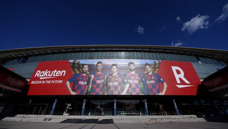 Барселона очаква загуби от 60 милиона