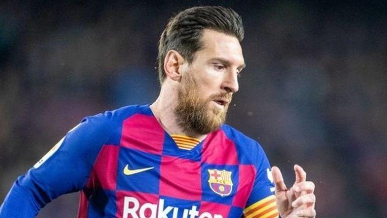 Нов договор на Меси е приоритет за Барселона