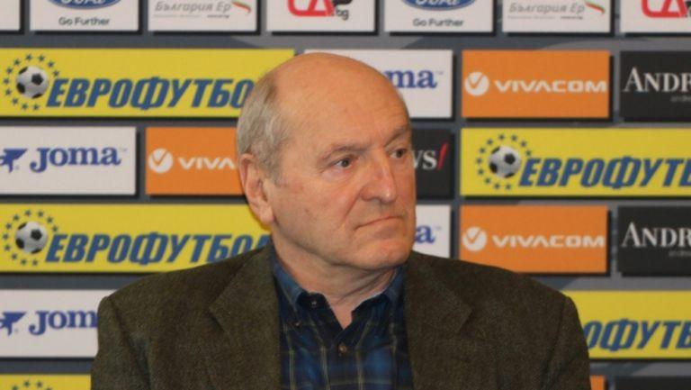 Михаил Касабов празнува рожден ден