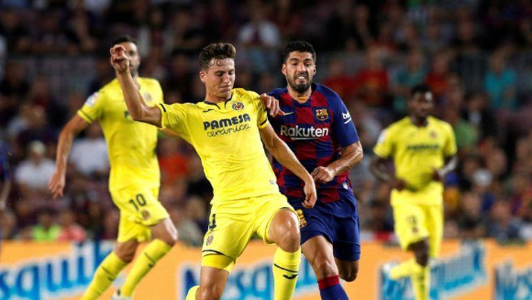 Защитник на Виляреал е трансферна цел на Барселона