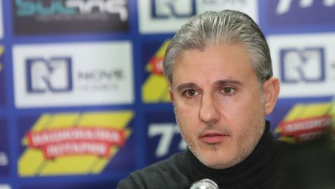 Павел Колев: За Левски е пагубно да прекратим шампионата още сега, не сме плащали на играчите
