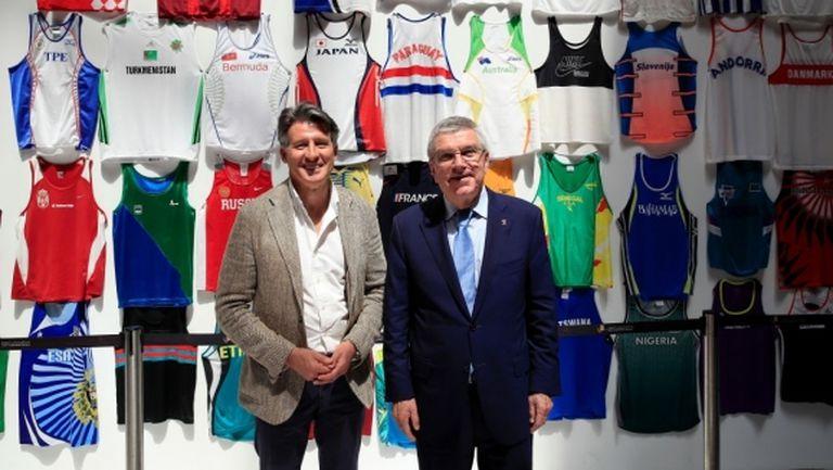 Себастиан Коу поиска от МОК отлагане на Олимпийските игри в Токио