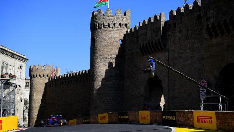 Гран При на Азербайджан също под сериозна въпросителна