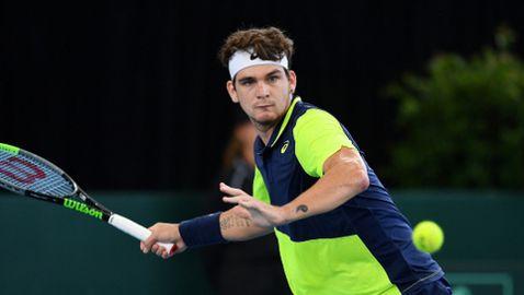 20-годишен талант е първият професионален тенисист с коронавирус