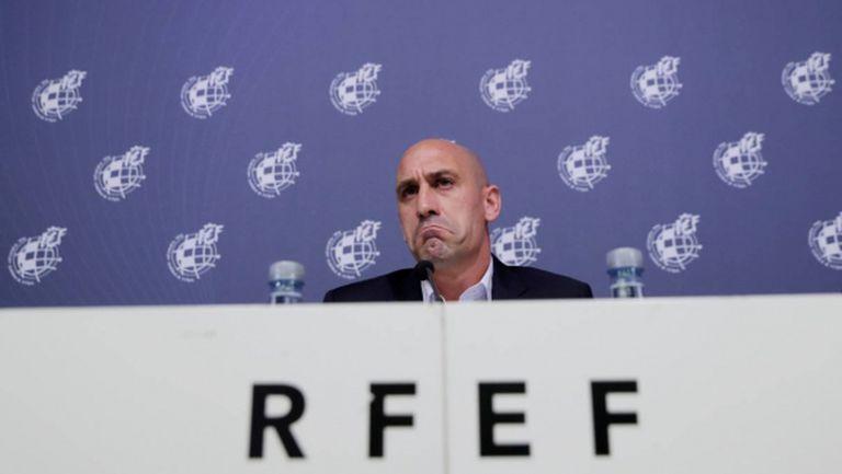 Шефът на испанския футбол: Всичко е отменено и дори не искаме да мислим за дати
