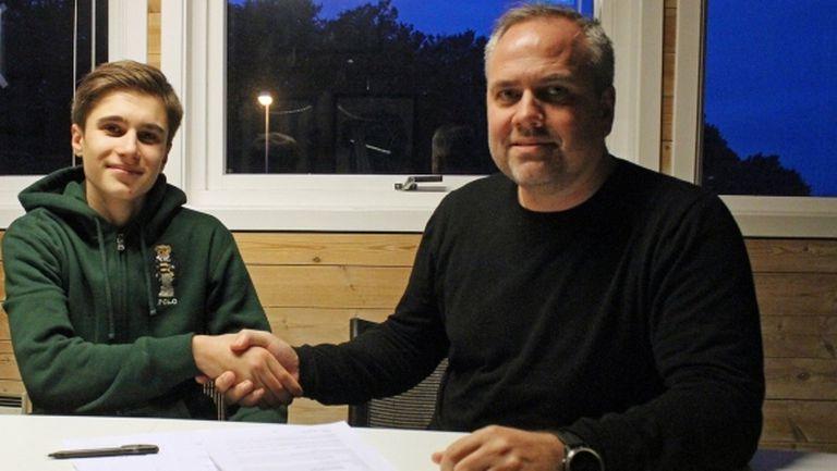 Нов български талант пробива от Скандинавия - датски и норвежки грандове потриват ръце
