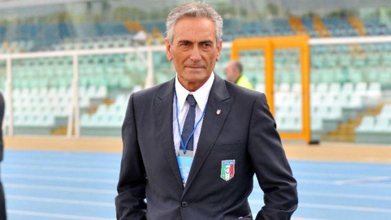 Италианската федерация ще моли УЕФА и ФИФА сезонът да се доиграе през юли и август