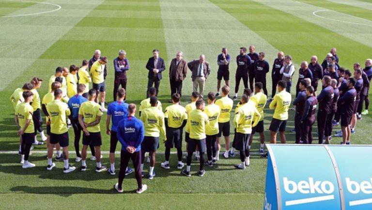 Барселона и играчите с голямо разминаване в исканията