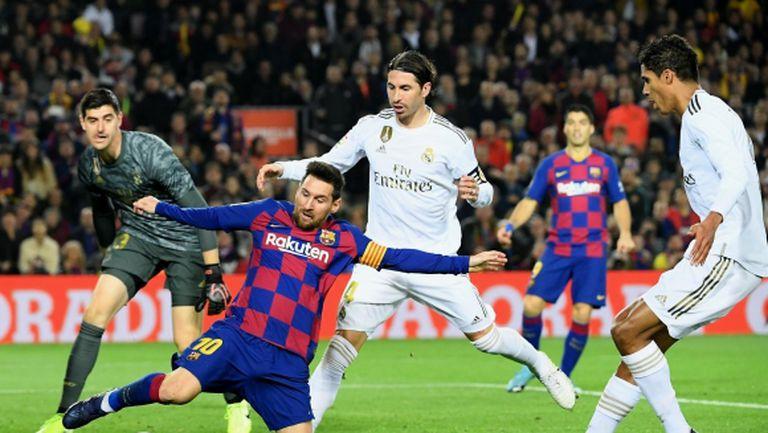 Как сметките на Реал М и Барса пак излизат напук на стагнацията
