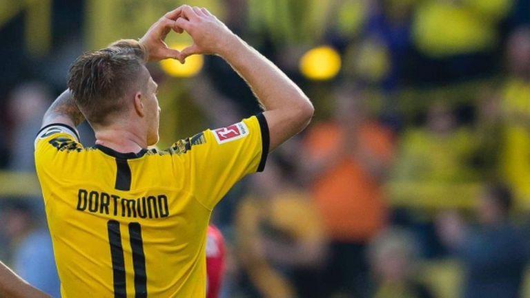 Марко Ройс доказа колко обича Дортмунд