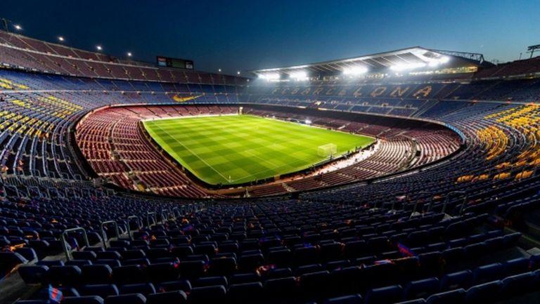 Барселона също се включи с дарение