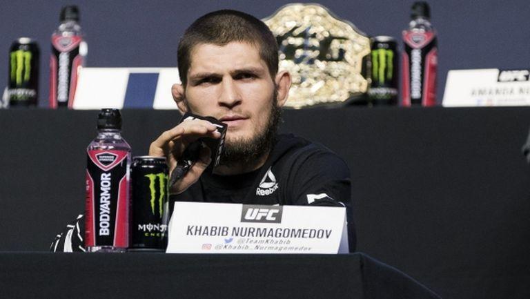 UFC се свърза със заместник на Хабиб за битката с Фъргюсън