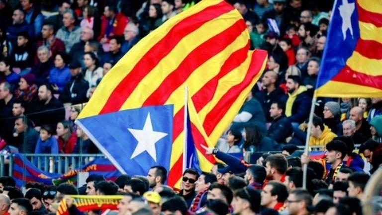 Барселона: Искаме първенството да завърши, но пред публика