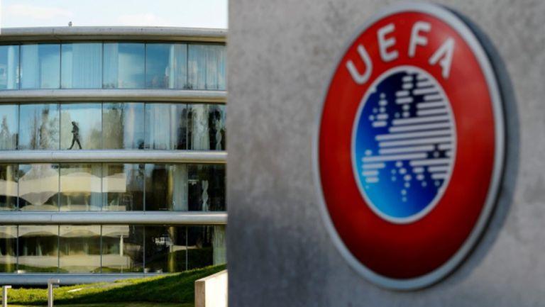 УЕФА предлага три варианта за възобновяване на шампионатите в Европа