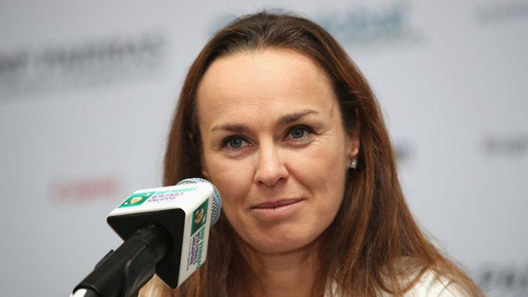 Мартина Хингис си припомни велик рекорд