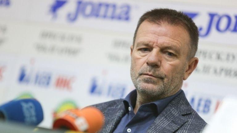 Стойчо Младенов посочи какъв формат е най-удачен за родния шампионат