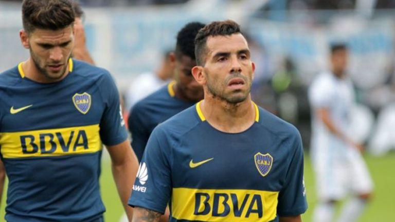 Тевес се опълчи на колегите си в Южна Америка