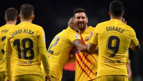 Суарес: Никой от футболистите в Барселона не е отказвал да намали заплатата си