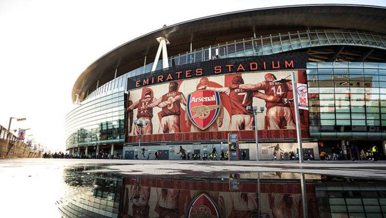 Арсенал с позиция относно остатъка от сезона