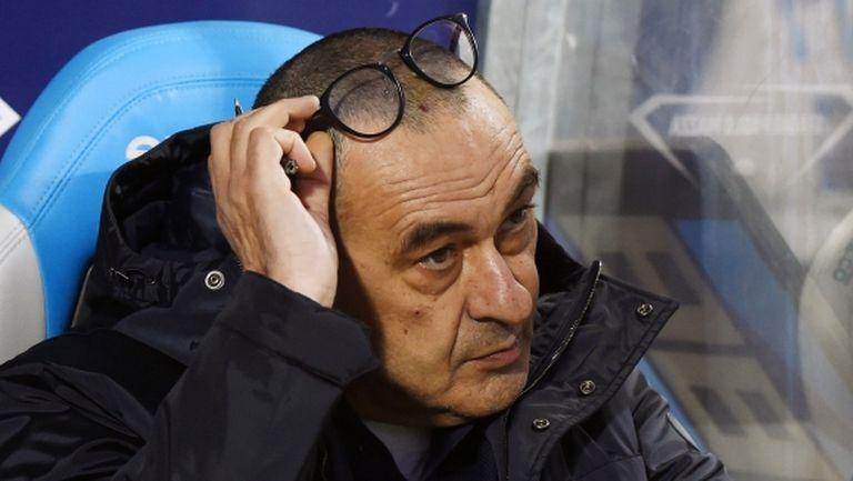 Гари Кейхил разкритикува Маурицио Сари