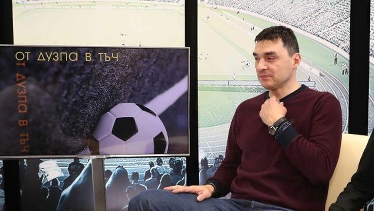 Владо Николов: Източна и Западна конференция в Суперлигата е възможен вариант