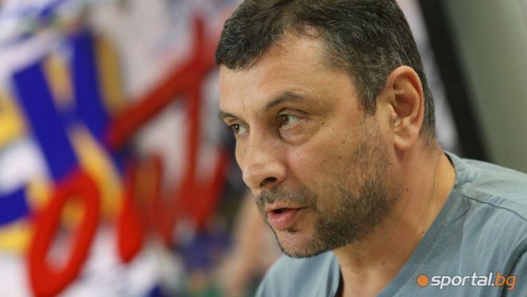 Николай Желязков пред Sportal.bg: Нямам коментар! Решението на БФ Волейбол бе най-правилното