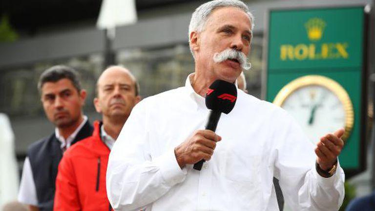 Шефът на Формула 1 намали заплатата си заради кризата