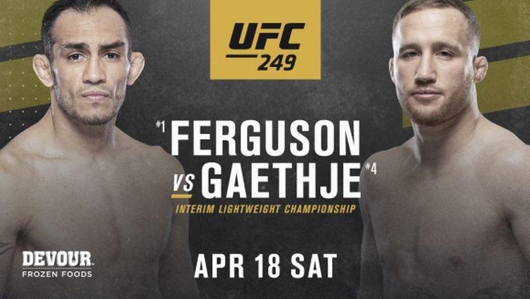 UFC 249 с една от най-кръвожадните бойни карти в историята