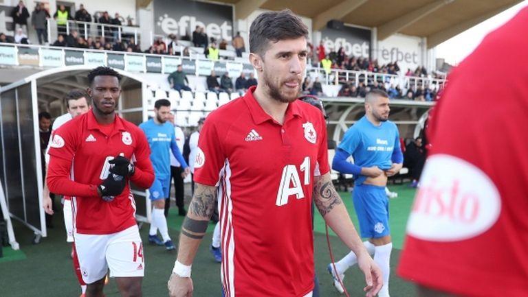 ЦСКА-София сменя петима чужденци с трима от най-големите таланти на България