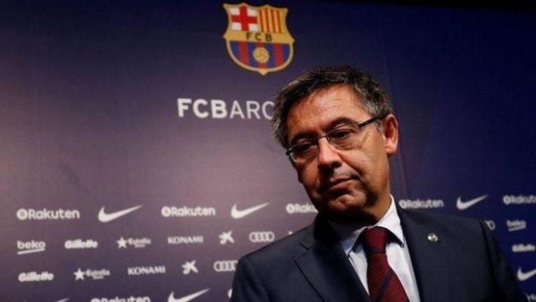 Одитът в Барселона потвърди за скандална сделка