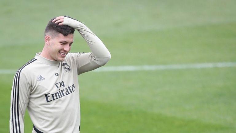 Реал Мадрид ще даде още един шанс на Йович