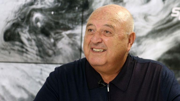 Венци Стефанов: Аз повече ставам за шеф на НАСА, отколкото Колев за директор на БФС