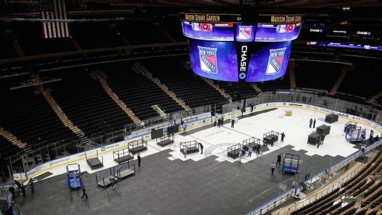 НХЛ удължи карантината си до 30 април