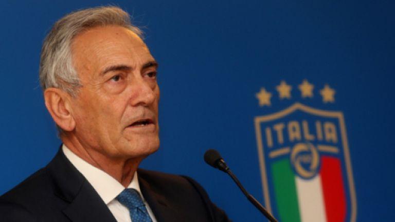 Шефът на италианския футбол: Нов сезон няма да започне, ако преди това не е завършил старият